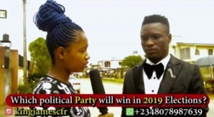 Comedy: Pastor James - Which Political Party Will win 2019 Elections